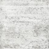 Gammal vit betongvägg, sömlös bakgrundstextur Royaltyfri Foto
