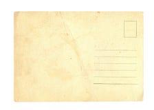 gammal vykort Arkivfoton