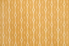 Gammal wallpaperbakgrund Royaltyfri Bild