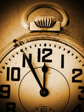 gammal watch Royaltyfri Foto