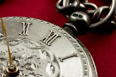 Gammal watch, tidbegrepp Arkivbilder