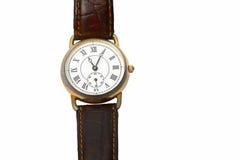 gammal watchwrist Royaltyfri Bild