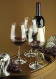 gammal wine Arkivbilder