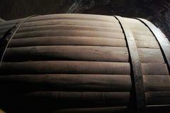 gammal wine för trumma Arkivbild