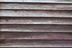 Gammal wood bakgrund arkivfoto