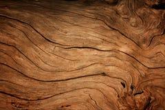 Gammal wood bakgrund Royaltyfria Bilder