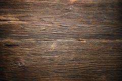 Gammal wood bakgrund Royaltyfria Foton