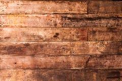Gammal wood bakgrund för tappning Arkivbild