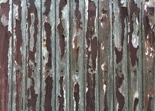 Gammal wood bakgrund för väggtexturmodell Fotografering för Bildbyråer