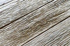 gammal wood brädetabellöverkant Royaltyfri Fotografi