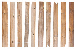 Gammal wood plankabakgrund royaltyfria bilder