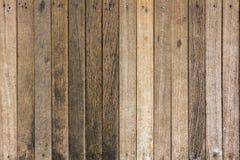Gammal wood plankabakgrund, trä belägger med tegel bakgrund, trätextur Arkivfoto