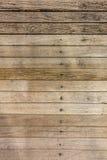 Gammal wood plankabakgrund, trä belägger med tegel bakgrund, trätextur Royaltyfri Fotografi