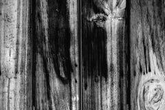 Gammal wood plattatexturbakgrund med retro design Arkivfoto