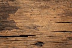 Gammal wood textur, bakgrund Arkivbilder