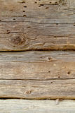 Gammal Wood texturkonstbakgrund Royaltyfri Bild