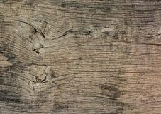 Gammal wood textursvartjordning Royaltyfria Foton