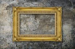 gammal yttersida för cement Arkivfoton