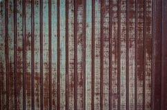 gammal zinc för bakgrund Arkivbilder