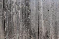 Gammal zinktextur eller sjaskig abstrakt textur för mörkerbakgrundsvägg Royaltyfria Bilder