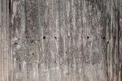 Gammal zinktextur eller sjaskig abstrakt textur för mörkerbakgrundsvägg Royaltyfri Bild