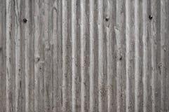 Gammal zinktextur eller sjaskig abstrakt textur för mörkerbakgrundsvägg Arkivfoton