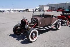 gammala antika bilar Royaltyfri Bild
