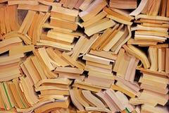 Gammala böcker Royaltyfri Fotografi