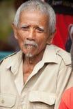 Gammala Balinesemän Arkivbilder