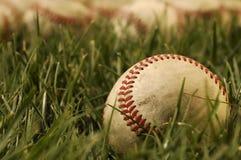 gammala baseball Royaltyfri Bild