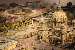 gammala berlin Arkivbilder