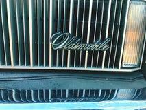 gammala bilar Arkivbild
