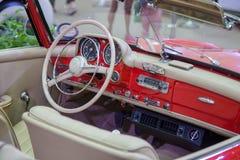gammala bilar Royaltyfria Foton