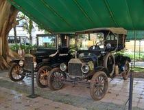 gammala bilar Royaltyfria Bilder