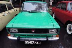 gammala bilar Royaltyfri Foto