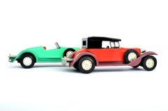 gammala bilar Royaltyfri Bild