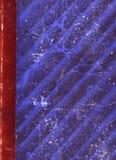 gammala binding böcker Arkivbild