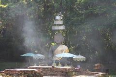 Gammala Buddha Royaltyfria Foton