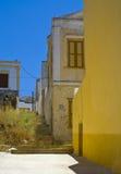 gammala byggnader Arkivbilder