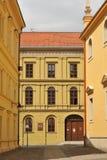 gammala byggnader Fotografering för Bildbyråer