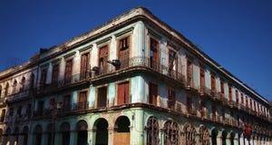 gammala byggnader Arkivfoton
