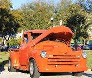 Gammala Chevrolet åker lastbil Royaltyfria Bilder