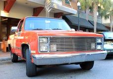 Gammala Chevrolet åker lastbil Royaltyfria Foton