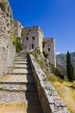 gammala croatia fortklis Royaltyfri Bild
