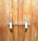 gammala dörrar Arkivbilder
