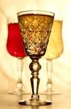 gammala exponeringsglas Royaltyfria Bilder