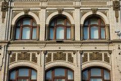 gammala fönster Royaltyfria Foton