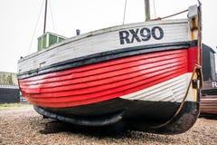 gammala fartygfiskare Royaltyfri Foto