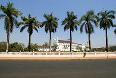 Gammala Goa fotografering för bildbyråer