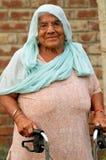 gammala kvinnor Royaltyfria Bilder